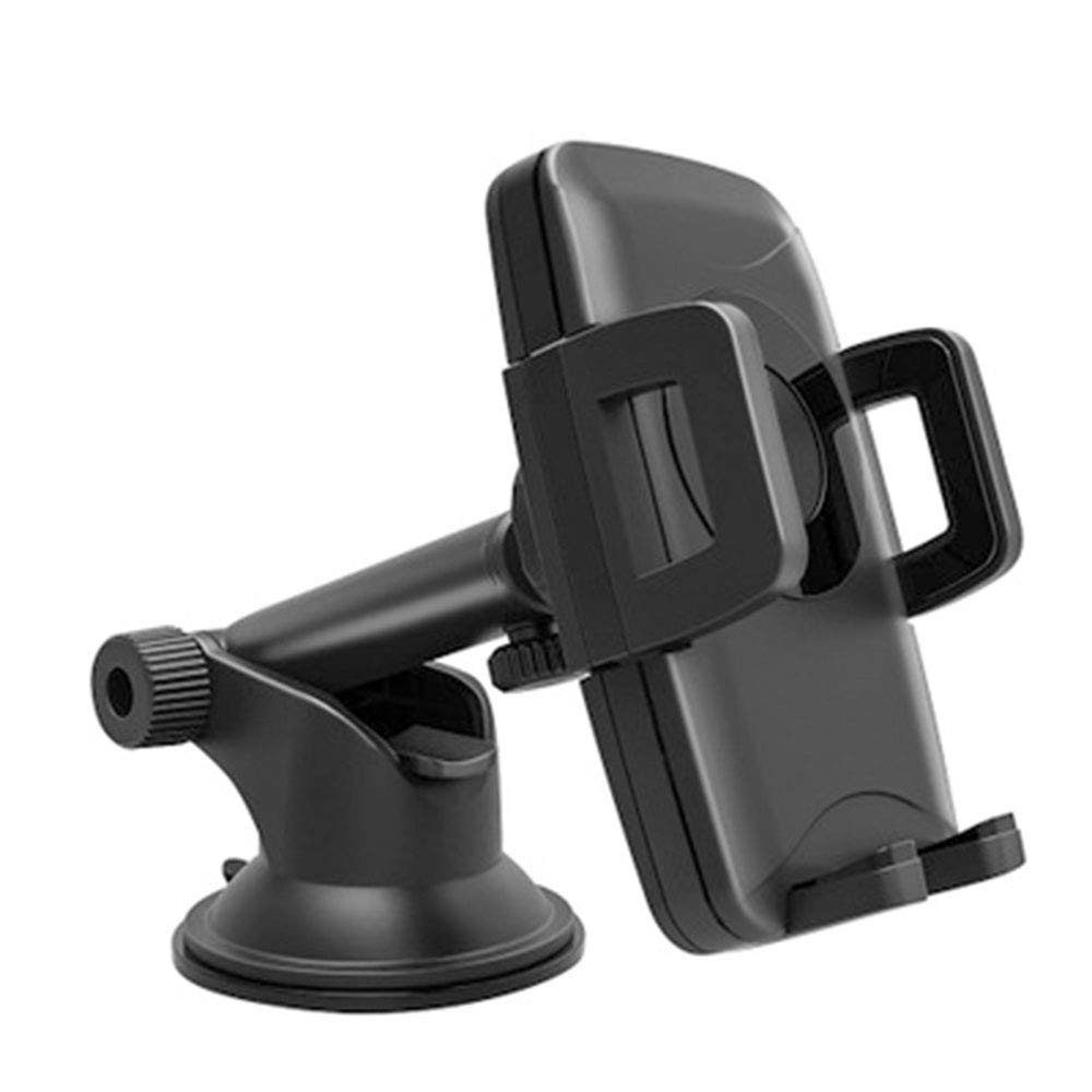 MZY LLC Myz Fast Wireless Car Charger Mount,7.5w Compatible with iPhone Xr/Xs/Xs Max/X/8,10w for Galaxy S10/ Note 9/S9/S9+/ S8/ Note 8, 5w for Qi-Enabled Phone Wireless Car Charger Phone Holde by MZY LLC