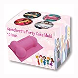 Himi Naughty Cake Mold 3D Large Silicone Pecker Pan - Huge Cake Mold - Chocolate Soap Fondant Baking Mold Tray Kitchen Tool Baking Tool for Home Kitchen and Bachelorette Party (1 Piece)