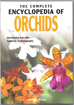Book The Complete Encyclopedia of Orchids