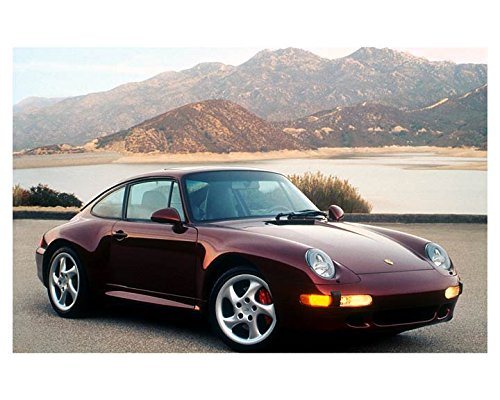 1997 Porsche 911 993 Carrera 4S Automobile Photo Poster