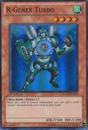 Yu-Gi-Oh! - R-Genex Turbo (HA03-EN014)
