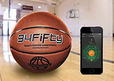 94Fifty Smart Sensor Basketball TBB7001P
