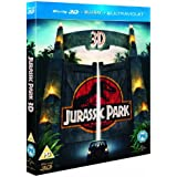 Jurassic Park 3D [Blu-ray 3D - Blu-ray]