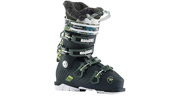 Women Rossignol All Track Pro Ski Boots 245 Dark Green