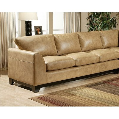 Amazon.com: Ciudad elegante sofá de piel color: Softy ...