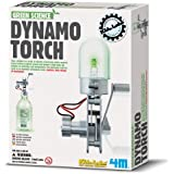 4M Green Science Dynamo Torch