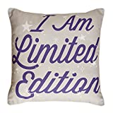 Campus Linens Limited Edition Decorative Accent Pillow for College Dorm Bedding