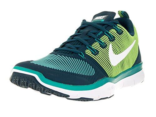 Nike Polyvalence De Train Libre 833258-005 Turquesa (minuit Turq / White-rio Jade Sarcelle-hyper)