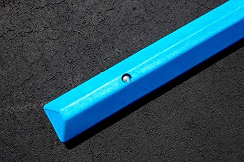 Traffic Safety Store 6 Commercial Parking Blocks/… Blue, 2-Pack