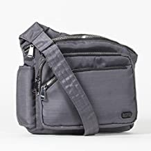 Lug Sidekick Excursion Pouch, Brushed Grey, One Size (Model:4911)