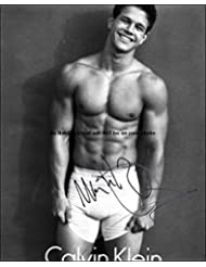 Marky Mark Wahlberg Autographed Preprint Signed 11x14 Poster Photo 1