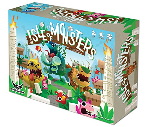 Mayday Games Isle of Monsters Board Game