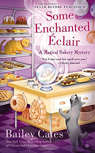 book cover of Some Enchanted Eclair