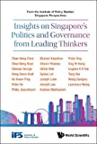 img - for Insights on Singapore's Politics and Governance from Leading Thinkers: From the Institute of Policy Studies' Singapore Perspectives book / textbook / text book