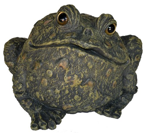 Toad Hollow HomeStyles Extra Large Toad Natural Green