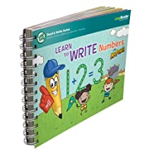 LeapFrog LeapReader Book: Learn to Write Numbers with Mr. Pencil