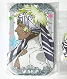 D.gray-man Hallow Can Badge Button Pita Deformed x2 Wisely Clan of Noah Anime