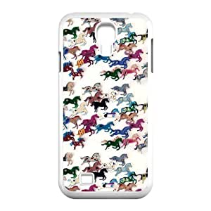 Horse Hard Plastic Back Cover Case for SamSung Galaxy S4 I9500