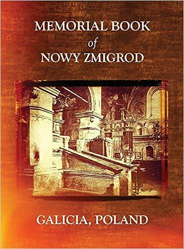 Memorial Book of Nowy Zmigrod - Galicia, Poland: William