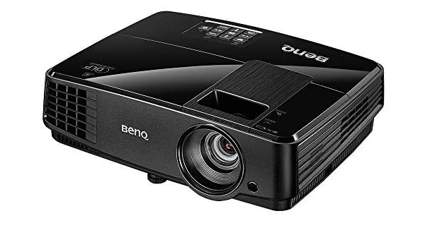 Proyector DLP BenQ MS506 - 3D Ready - 576p - HDTV - 4:3: Amazon.es ...