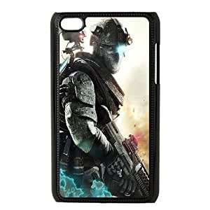 iPod Touch 4 Case Black Call of Duty Phone Case Cover Protective Generic XPDSUNTR21567