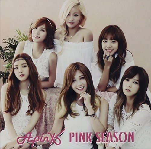 Apink - Pink Season (First JP Album) / Cd+Dvd+Postcard LTD (Hong Kong - Import, 2PC)