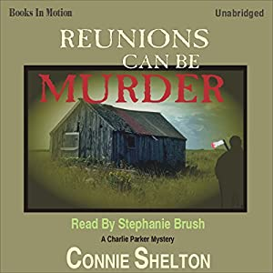 Reunions Can Be Murder Audiobook
