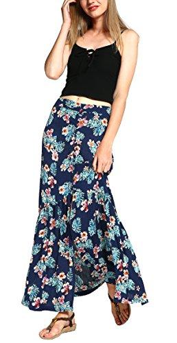 Button Down Cotton Skirt - 2