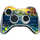 Animal Illustration Xbox 360 Wireless Controller Skin - Island Sunset Vinyl Decal Skin For Your Xbox 360 Wireless Controller
