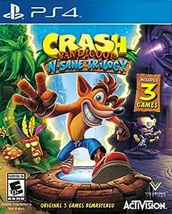 Crash Bandicoot N. Sane Trilogy PlayStation 4 By Activision