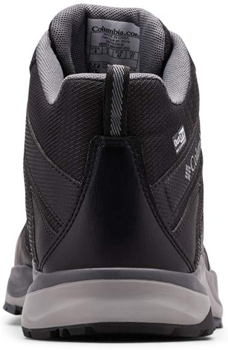 Columbia Mens Wayfinder Mid Outdry Boot Waterproof /& Breathable