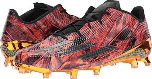 Adidas Adizero 5star 5.0 X Kevlar Heren Voetbalplaatje Zwart / Zwart / Uitrusting Oranje