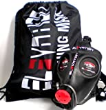 Elevation Training Mask with Bag for High Altitude Oxygen Training - Extreme Athletes - Condition Lungs