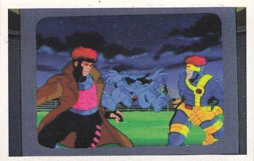 X-MEN Sanctuary Single Album Sticker #07 NON-SPORTS 1996 Panini ()