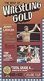 Best of Wrestling Gold Volume 4 [VHS]
