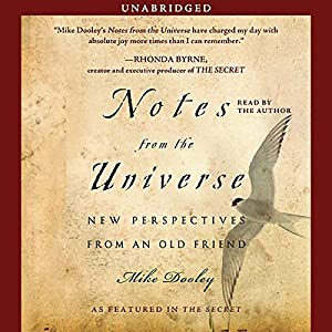 Notes from the Universe Audiobook