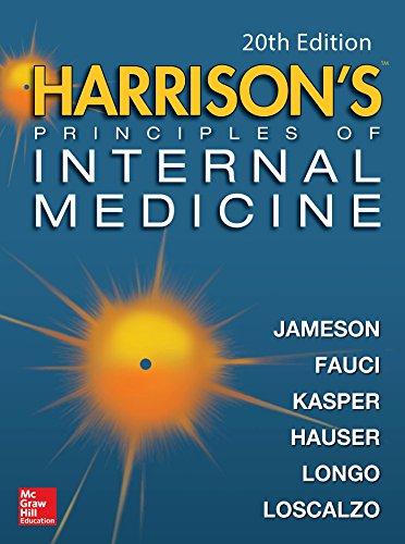 Harrison's Principles of Internal Medicine, Twentieth Edition (Vol.1 & Vol.2) - http://medicalbooks.filipinodoctors.org