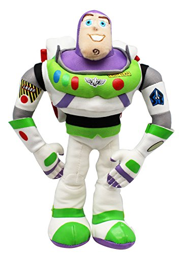 Disney Pixar's Buzz Lightyear Soft Small Sized Stuffed Toy