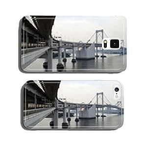 Rainbow Bridge View 01 cell phone cover case Samsung S6