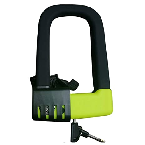 YKYM Candado De Bicicleta Seguridad Cable Alarma Electrónica ...