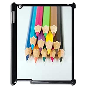 Colored Pencil Phone Case For IPad 2,3,4 [Pattern-1]