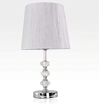 LanternsRiddles® Lámpara de mesa moderna minimalista sala de estar ...