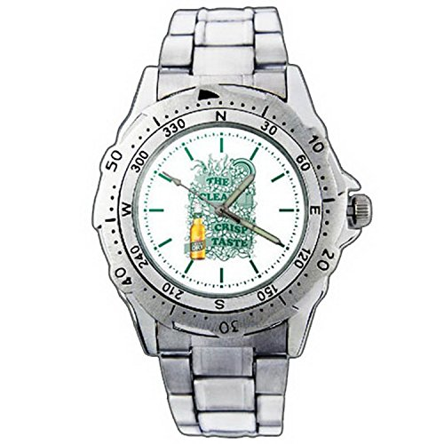 mens-wristwatches-pe01-1285-tooheys-extra-dry-beer-bottle-stainless-steel-wrist-watch