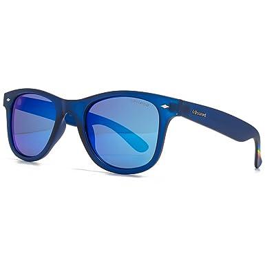 Polaroid PLD 6009 N M Jy Ujo 50, Montures de Lunettes Mixte Adulte, Bleu 9b25c02c860a