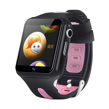 Pandiki Pulsera Smart Baby niños del Reloj 3G WiFi ...