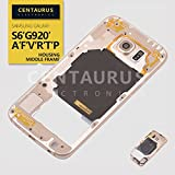 Housing Middle Frame Replacement For Samsung Galaxy S6 G920 G920F G920A G920P G920V G920R G920T Gold USA
