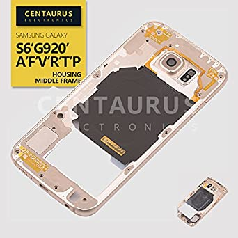 Amazon com: Housing Middle Frame Replacement For Samsung