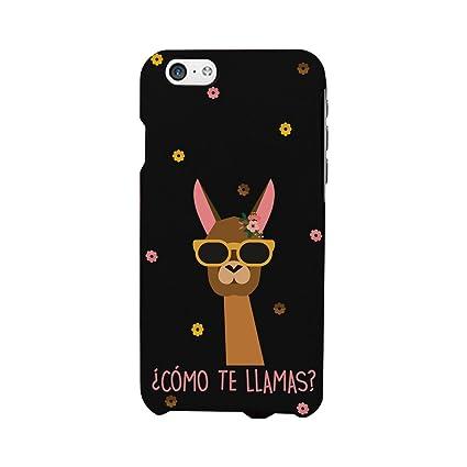 Amazon.com: Como Te Llamas Funny teléfono celular para ...