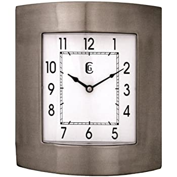 Amazon Com Geneva 14 Inch Wall Clock With 24 Hour Dial