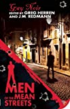 Men of the Mean Streets, Greg Herren and J. M. Redmann, 1602822409